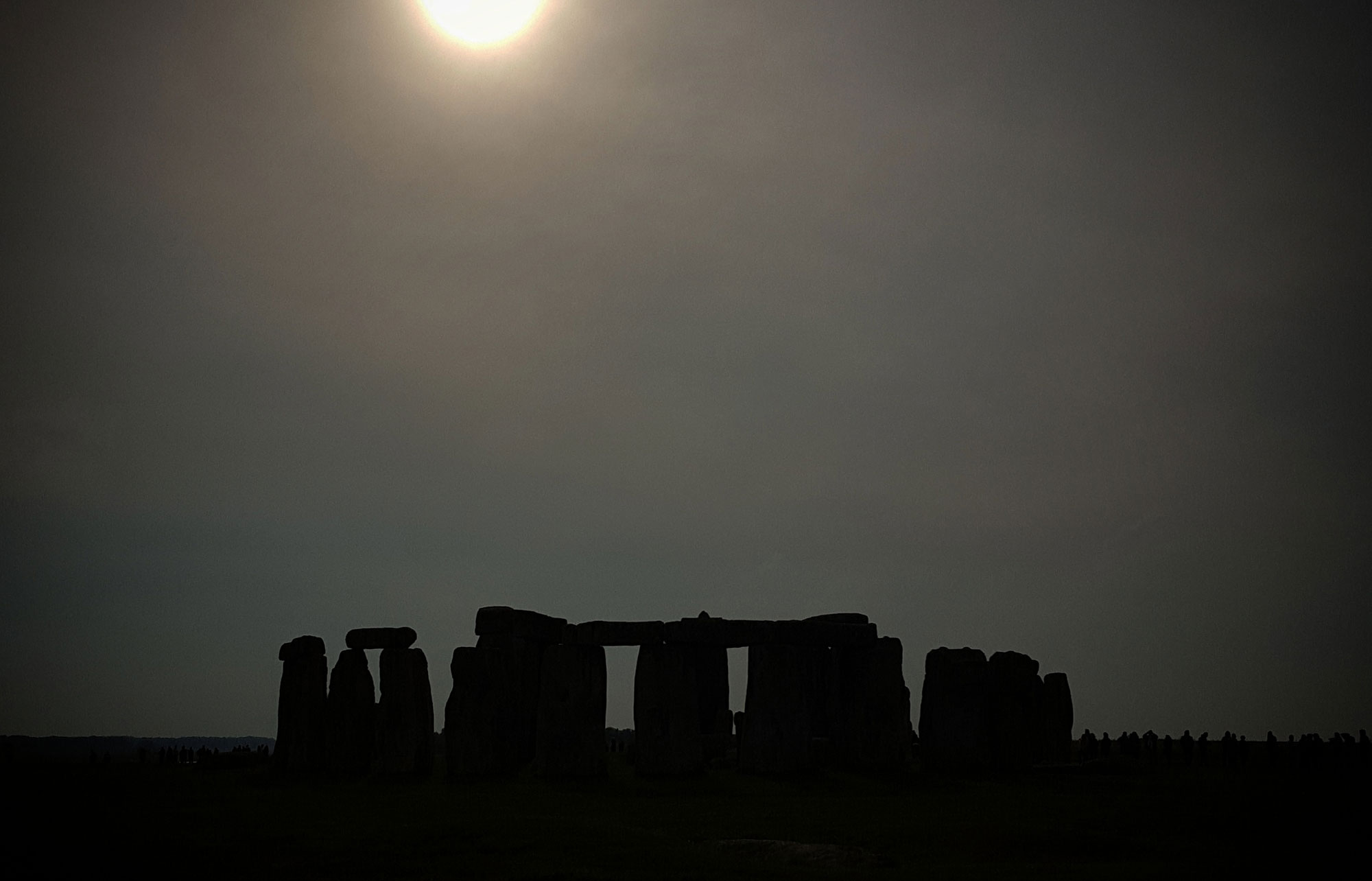Stonehenge Neolithic Site in Wiltshire